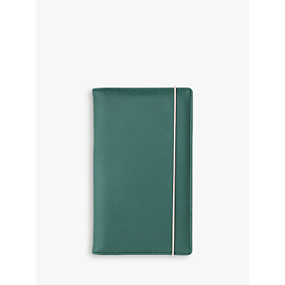 Caroline Gardner Travel Wallet, Green