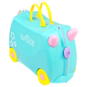 Trunki Una the Unicorn, Turquoise