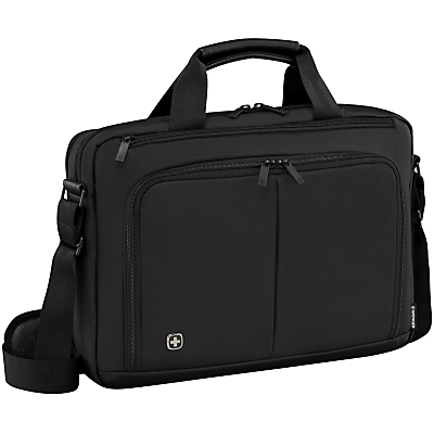 Wenger Source 14 Laptop Briefcase with Tablet Pocket