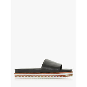 Dune Layers Diamante Embellished Sandals