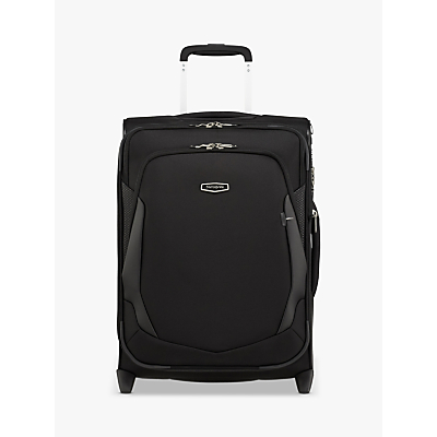 Samsonite X'Blade 4.0 Spinner 2-Wheel 55cm Upright Cabin Case, Black