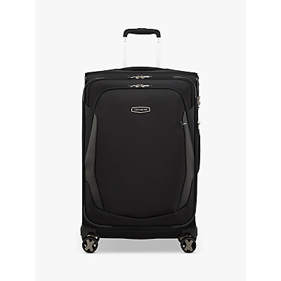 Samsonite X'Blade 4.0 Spinner 4-Wheels 71cm Suitcase, Black