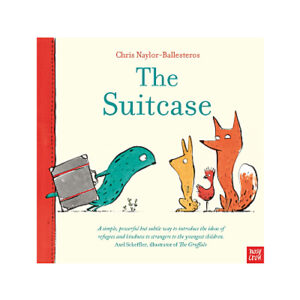 The Suitcase Children's Book