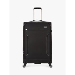 Antler Cyberlite II 2-Wheel 82cm Large Suitcase, Black