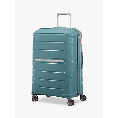 Samsonite Flux Spinner 4-Wheel 55cm Cabin Suitcase
